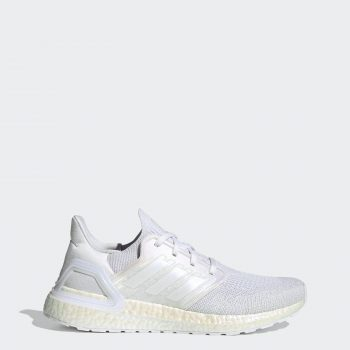 adidas ebay 30% off $40+: adidas Men's Ultraboost 20 Shoes (white) $77, Men's Essentials 3-Stripes Hoodie $16.79, 6-Pair Trefoil Crew Socks $9.80, More + free shipping [Use code 'ADIDAS30' at checkout]