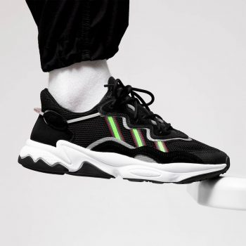 """adidas Ozweego OG """"Black Green"""": Sale Price: $44.99 (Retail $120)  – use code:  – HBMERICA –  at checkout"""