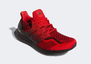 adidas Ultraboost 5.0 DNA 'Scarlet / Core Black' $106.24 Free Shipping