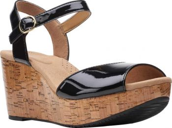 Clarks Annadel Mystic Ankle Strap Wedge Sandal (Women's) $38.35 at shoes.com Free S/H [Use code 'HLP73MDH' at checkout]
