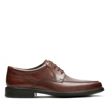 Clarks Bostonian Men's Leather Ipswich Apron or Wenham Cap Dress Shoes $36, Clarks Womens Emslie Newport Boots $27, More + free shipping [Use code 'SUMMER' at checkout]