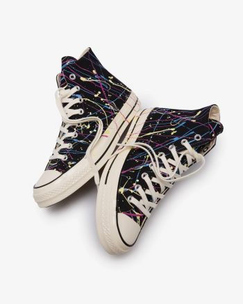 """Converse Chuck 70 Hi """"Splatter"""" Pack: Sale Price: $38.49 (Retail $90)  – free shipping on orders $50+  – Discount applied at checkout"""