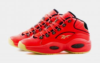 """Hot Ones x Reebok Question Mid """"Last Dab"""": Sale Price: $89.25 (Retail $160)  – Discount applied at checkout"""