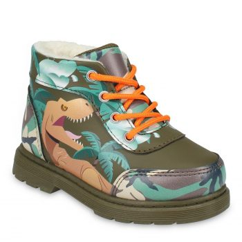 Jurassic World Hiker Boots w/ Sherpa Collar: $13 (Retail: $34.95) & More + Free S&H on $35+