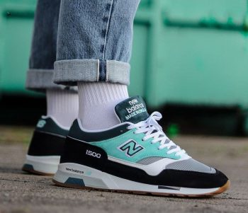 """New Balance 1500 UK """"Black Teal"""": Sale Price: $147 (Retail $210)  – FREE SHIPPING – use code:  – SHOUTSNB30 –  at checkout"""