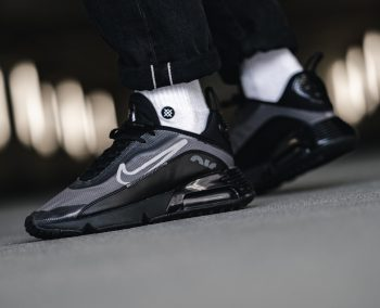 """Nike Air Max 2090 """"Black"""" : Sale Price: $86.37 (Retail $150)  – FREE SHIPPING  – use code:  – BEST20 –  at checkout"""