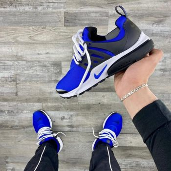 """Nike Air Presto OG """"Black Blue"""": Sale Price: $78 (Retail $130)  – use code:  – APS40 –  at checkout  – free shipping on orders $99+"""