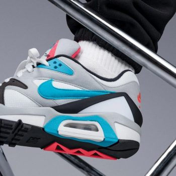 """Nike Air Structure OG """"Neo Teal"""": Sale Price: $87.17 (Retail $120)  – FREE SHIPPING – use code:  – BEST20 –  at checkout"""