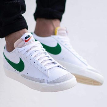 """Nike Blazer Low '77 """"Pine Green"""": Sale Price: $55.18 (Retail $85)  – FREE SHIPPING – use code:  – BEST20 –  at checkout"""