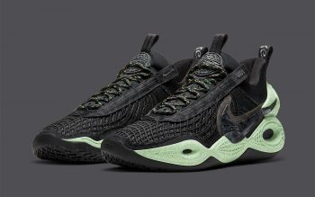 """Nike Cosmic Unity """"Green Glow"""": Sale Price: $110 (Retail $150)  – use code:  – FUNINTHESUN –  at checkout"""