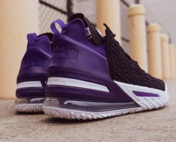 """Nike LeBron 18 """"Court Purple"""": Sale Price: $123.99 (Retail $200)  – FREE SHIPPING – use code:  – USA20 –  at checkout"""