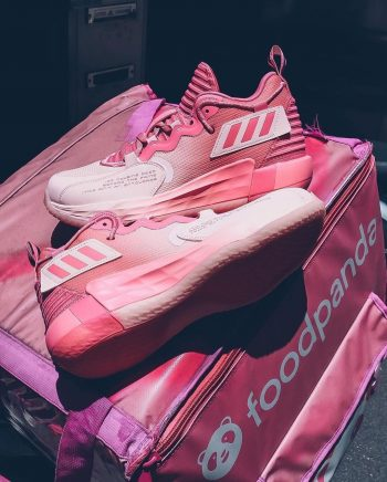 """Now Available: adidas Dame 7 Extply """"Rose"""""""