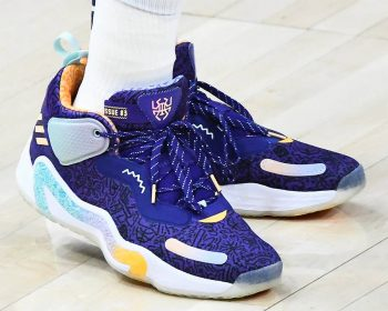 """Now Available: Donovan Mitchell x adidas D.O.N. Issue #3 """"Utah"""""""