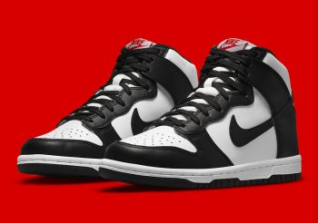 """Now Available: GS Nike Dunk High """"Panda"""""""