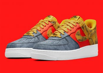 """Now Available: Nike Air Force 1 Low """"Dark Sulphur"""""""