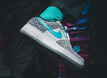 """Now Available: Nike Air Force 1 Low """"Leopard"""""""
