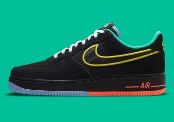 """Now Available: Nike Air Force 1 Low """"Peace & Unity"""""""