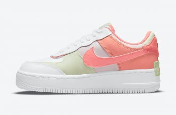 """Now Available: Nike Air Force 1 Shadow (W) """"Crimson Bliss"""""""
