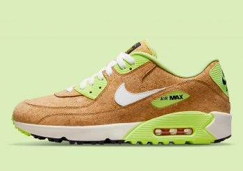 """Now Available: Nike Air Max 90 Golf """"Cork"""""""