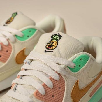 """Now Available: Nike Air Max 90 LX (W) """"Pineapple"""""""