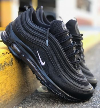 """Now Available: Nike Air Max 97 """"Black Reflective"""""""