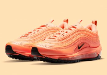 """Now Available: Nike Air Max 97 (W) """"Flooded Orange"""""""