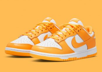 """Now Available: Nike Dunk Low (W) """"Laser Orange"""""""