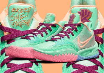"""Now Available: Nike Kyrie 4 Low """"Keep Sue Fresh"""""""