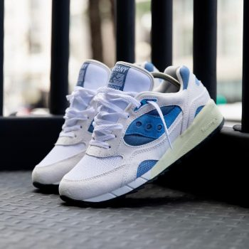 """Now Available: Saucony Shadow 6000 OG """"Powder Blue"""""""