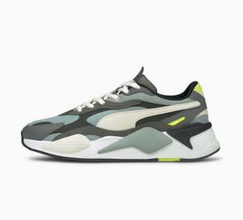 """Puma RS-X3 Runner """"Grey Quarry"""": Sale Price: $59.99 (Retail $110)  – FREE SHIPPING"""