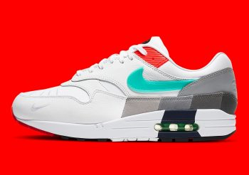 """Restock: Nike Air Max 1 """"Evolutions of Icons"""""""