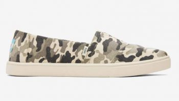 Toms Shoes: Buy One, Get One 50% Off