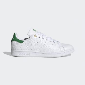 Women's adidas Stan Smith 'Embossed' $37.80 Free Shipping