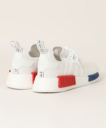 """adidas NMD R1 OG """"White"""": Sale Price: $93.80 (Retail $140)  – FREE SHIPPING – use code:  – ALLACCESS –  at checkout"""