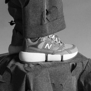 """Jaden Smith x New Balance Vision Racer """"Grey"""": Sale Price: $103.99 (Retail $150)  – FREE SHIPPING – use code:  – EB20 –  at checkout"""