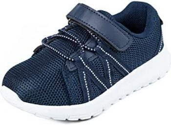 Kkomforme Toddler Boys Girls Shoes Lightweight Breathable Sneakers $9.99 [Use code 'EBJF87QA' at checkout]