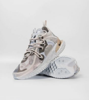 """Nike ISPA Flow """"Pure Platinum"""": Sale Price: $153 (Retail $180)  – Discount applied at checkout"""