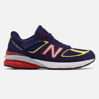 """Now Available: New Balance 990v5 """"Virtual Violet"""""""