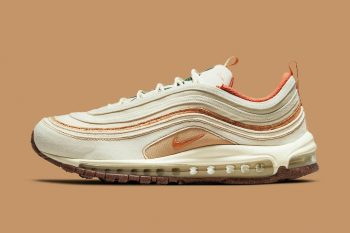 """Now Available: Nike Air Max 97 SE Cork """"Coconut Milk"""""""