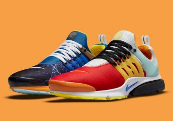 """Now Available: Nike Air Presto OG """"What The"""""""