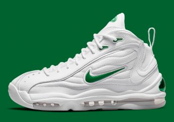 """Now Available: Nike Air Total Max Uptempo """"White Green"""""""