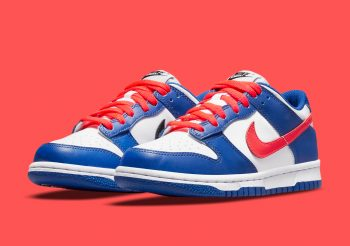"""Now Available: Nike Dunk Low """"Game Royal"""" (GS)"""