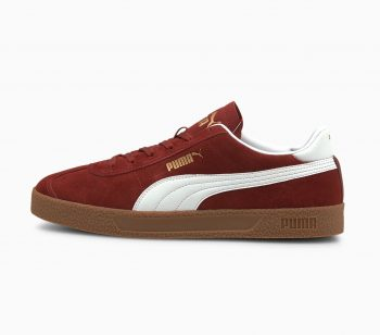 """Puma Club Sneakers """"Red Gum"""": Sale Price: $22.50 (Retail $65)  – use code:  – BTS25 –  at checkout  – free shipping on orders $50+"""