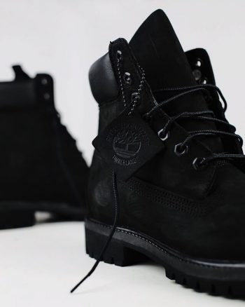 """Timberland 6-inch Premium Boot """"Black"""": Sale Price: $168.30 (Retail $190) – FREE SHIPPING – Discount applied at checkout"""