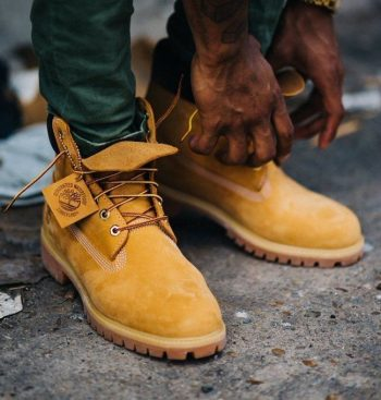 """Timberland 6-inch Premium Boot """"Wheat"""": Sale Price: $168.30 (Retail $198) – FREE SHIPPING – Discount applied at checkout"""