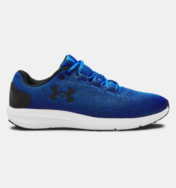 Active Duty/First Responders: Men's UA Charged Pursuit 2 Twist Running Shoes: $31.80 (Retail: $70) + Free S/H w/ ShopRunner