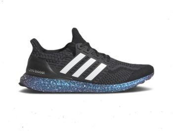 """adidas UltraBOOST 5.0 """"Black Blue"""": Sale Price: $119.99 (Retail $180)  – FREE SHIPPING – use code:  – 25OFF –  at checkout"""