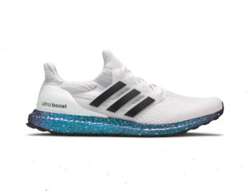 """adidas UltraBOOST 5.0 """"White Blue"""": Sale Price: $119.99 (Retail $180)  – FREE SHIPPING – use code:  – 25OFF –  at checkout"""