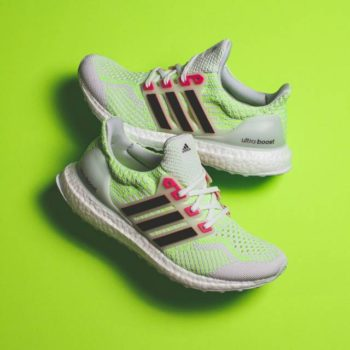 """adidas UltraBOOST DNA 5.0 """"Glow in the Dark"""": Sale Price: $95.99 (Retail $180)  – FREE SHIPPING – use code:  – FALL20 –  at checkout"""