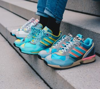 """adidas ZX 6000 """"Inside Out"""" Pack: Sale Price: $42 (Retail $140)"""